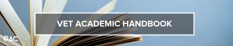 VET academic handbook