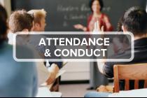 Attendance & Conduct