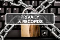 12. Privacy & Records