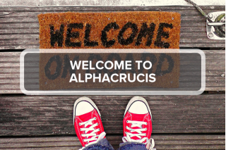 1. Welcome to Alphacrucis